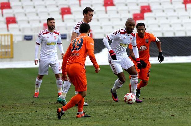Sivasspor: 0 - Medipol Başakşehir: 0