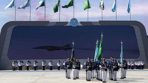 Suudi Arabistan F15-SA uçaklarını filosuna ekledi