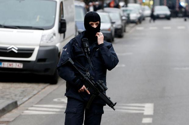 Brüksel'de yabancı savaşçı operasyonu! 8 eve baskın