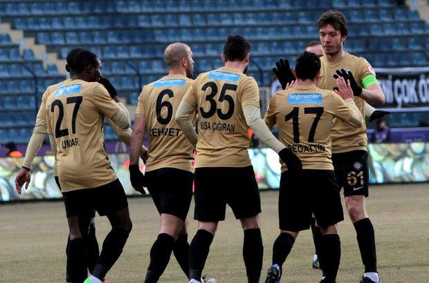 Osmanlıspor: 3 - Kırklarelispor: 0