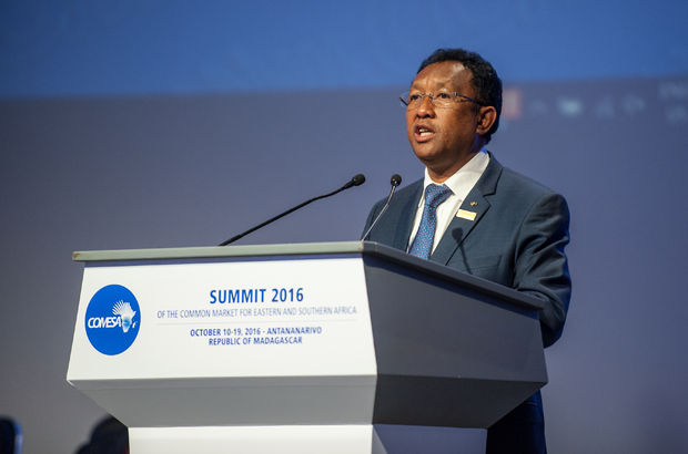 Madagaskar Cumhurbaşkanı Rajaonarimampianina: Türkiye'nin bilgi ve becerisi bizlere örnek olacak