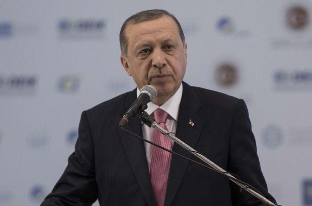 Cumhurbaşkanı Erdoğan: Türkiye ekonomi alanında adeta bir başarı hikayesi yazdı