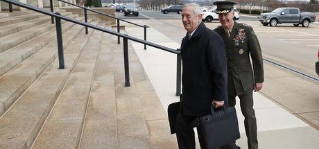 ABD Savunma Bakanı'nın ilk ziyareti Japonya'ya