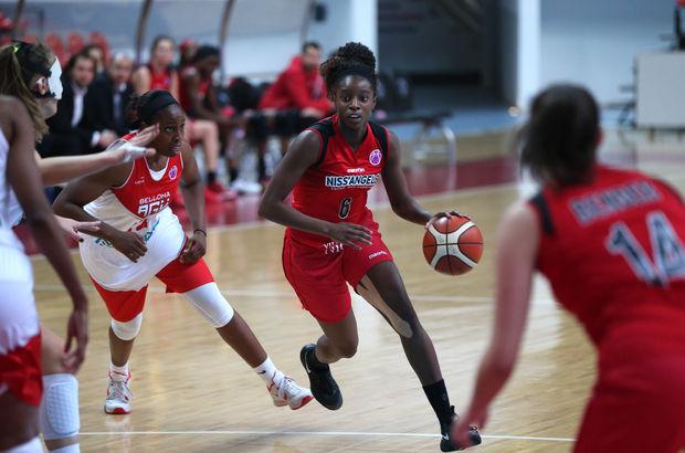 Bellona AGÜ: 66 - Cavigal Nice Basket: 56