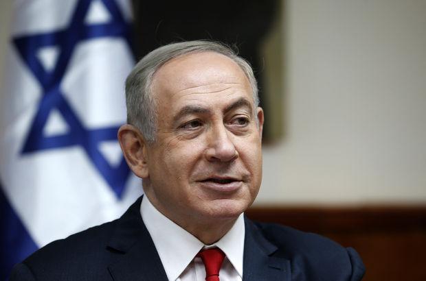 Netanyahu'dan Filistin ile barış için iki şart