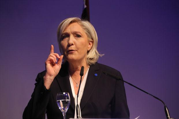 Fransa'da Le Pen'den 'ulusal para' önerisi