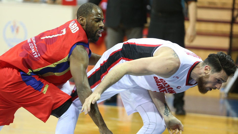 Gaziantep Basketbol: 92 - Elan Chalon: 80