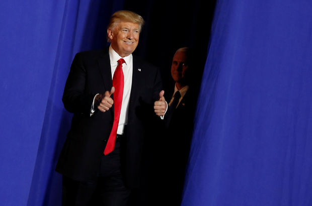 Donald Trump Suriye'de güvenli bölge için emir verdi