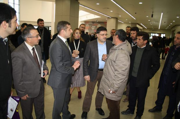 Yozgat'taki şehir hastanesine yoğun ilgi