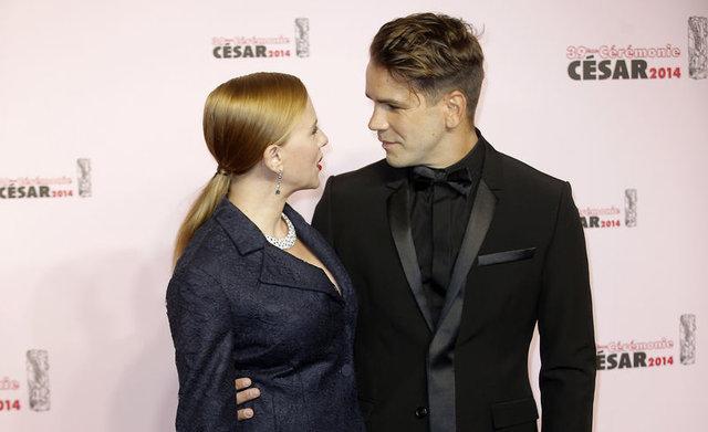 Scarlett Johansson ile Romain Dauriac gizlice boşandı