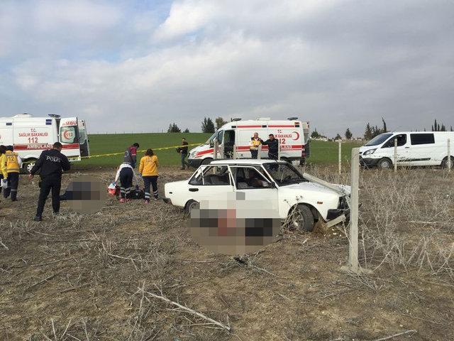 Adana'daki Alihocalı Mahallesi mezarlığında 3 erkek cesedi bulundu