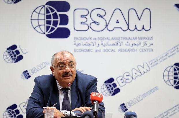 Türkeş: Türkiye'nin bundan vazgeçmesi mümkün değil