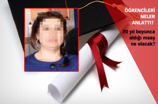 Sahte diploma Nevşehir FETÖ soruşturmaları