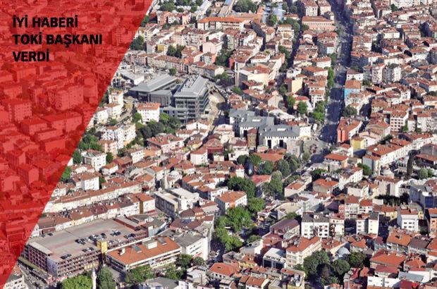 TOKİ Başkanı Ergün Turan: boşaltılan alan imara açılmayacak