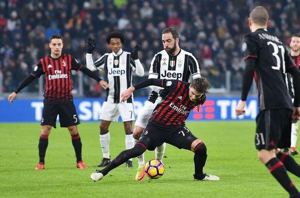 Juventus: 2 - Milan: 1