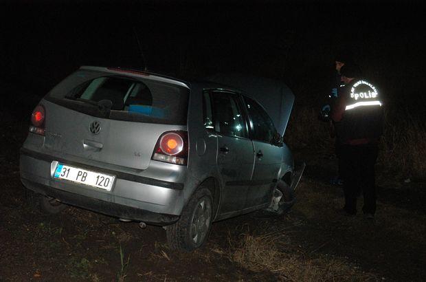 Osmaniye'de polisin oto yıkamaya bıraktığı araç çalındı