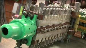 Ruslar ilk elektromanyetik silahı test etti