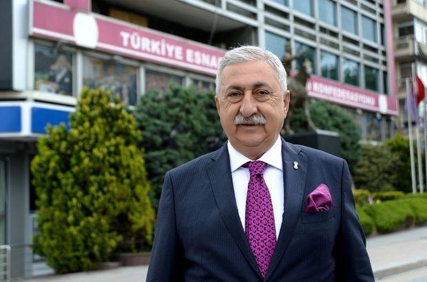 Palandöken, döviz kredilerini Türk lirasına çevirme çağrısında bulundu