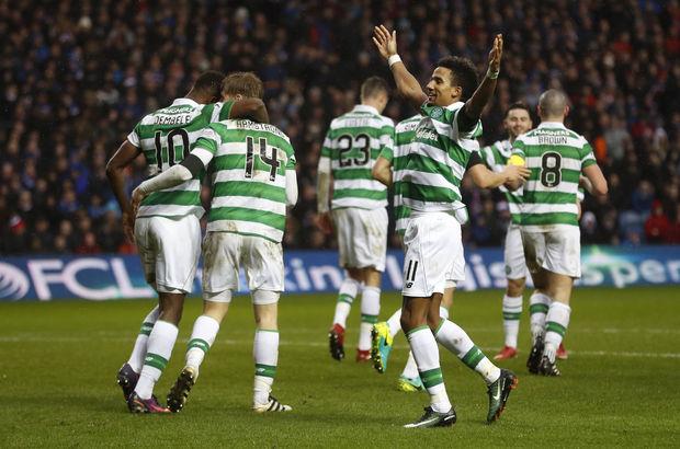 Celtic, liginde durdurulamıyor