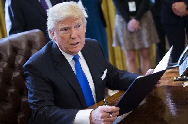 Trump: Suriye'de kesinlikle güvenli bölgeler oluşturacağım