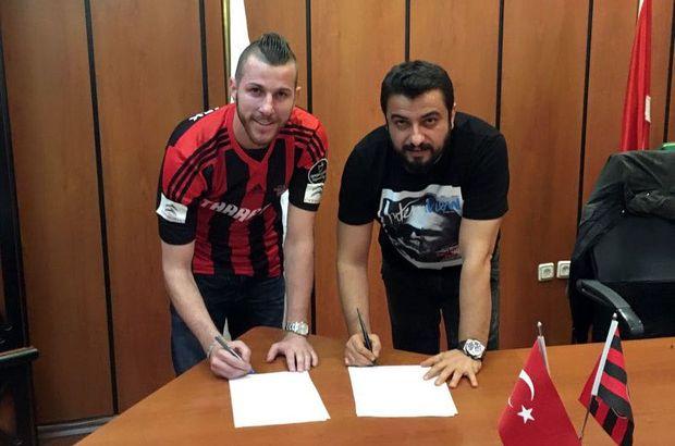 Gaziantepspor'da 2 imza daha!