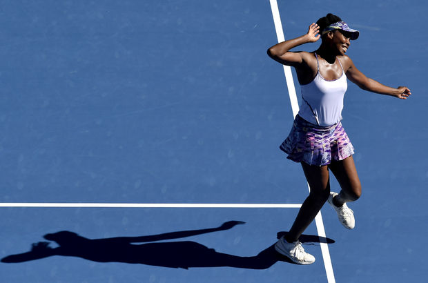 Venus Williams 14 yıl sonra finalde