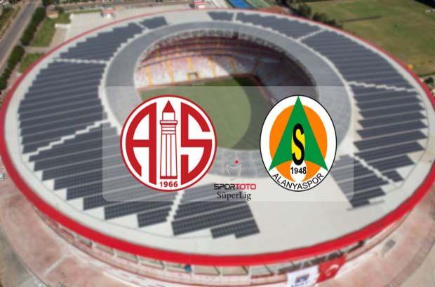 Antalyaspor Aytemiz Alanyaspor maçı ne zaman, saat kaçta, hangi kanalda?