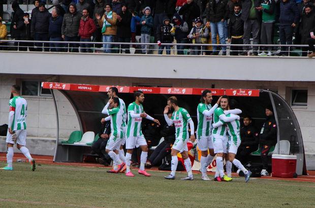 Yeni Amasyaspor: 3 - Göztepe: 2