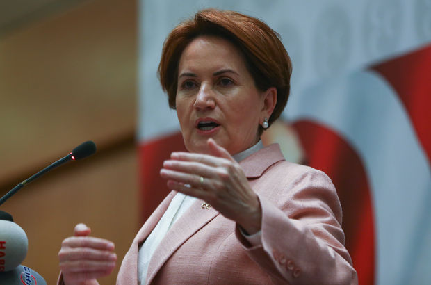 Meral Akşener, AYM'ye başvurdu