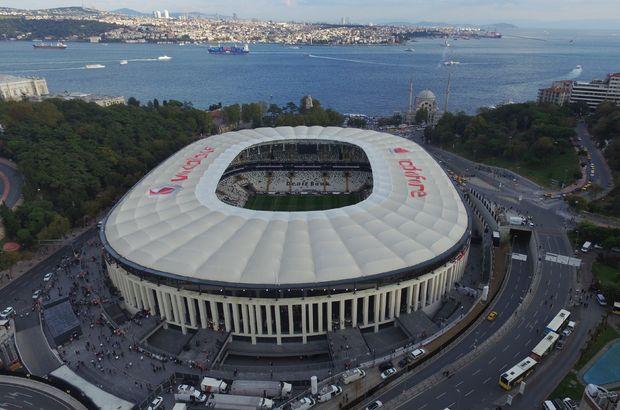 Vodafone Arena, Avrupa Ligi finaline aday