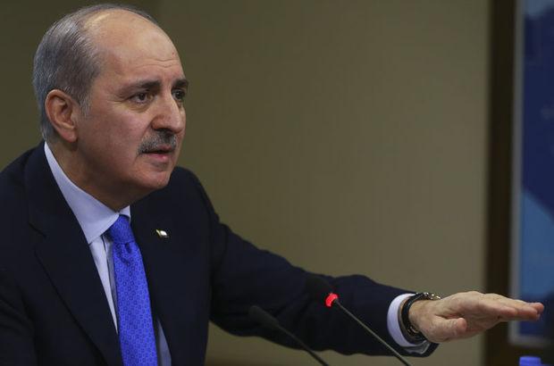 Başbakan Yardımcısı Kurtulmuş'tan bankalara önemli çağrı