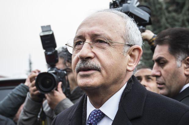 Kemal Kılıçdaroğlu'nun dokunulmazlık dosyası TBMM'de