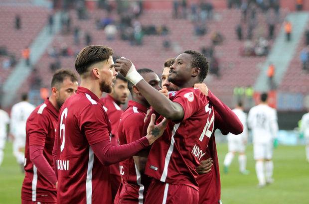 Trabzonspor: 1 - Atiker Konyaspor: 0 | MAÇ SONUCU