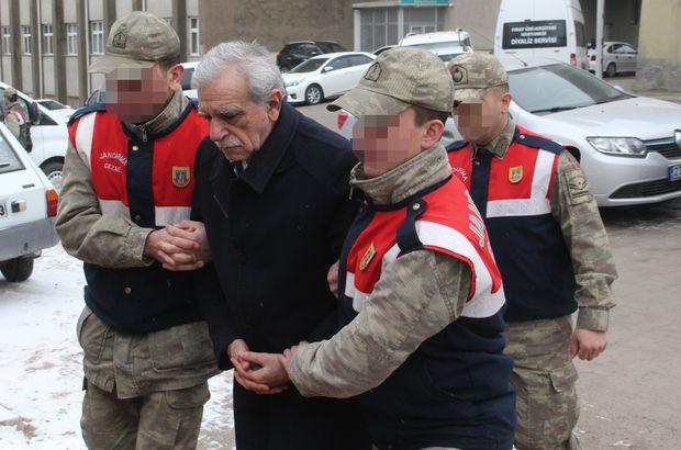Elazığ Valiliği, Ahmet Türk'e kelepçe takıldığı iddialarına yanıt verdi