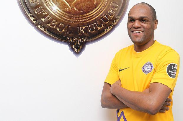 Osmanlıspor, Luiz Carlos'u kadrosuna kattı