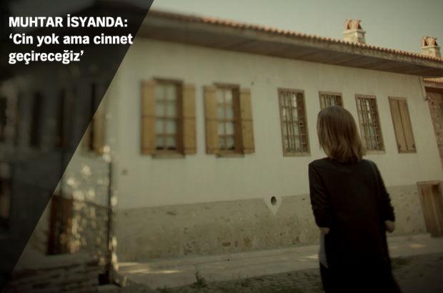 'Dabbe Zehr-i Cin' filmini izleyenler Bursa'ya akın etti