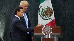 ABD, duvarın parasını Meksika'dan böyle alacak