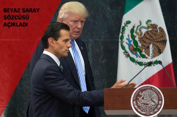 Donald Trump Nieto Meksika ABD