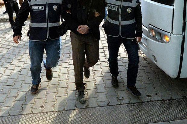 SON DAKİKA! FETÖ'den tutuklananlar ve gözaltına alınanlar (26 Ocak 2017)