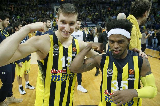Fenerbahçe: 85 - Galatasaray Odeabank: 80 | MAÇ SONUCU