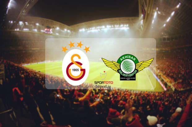 Galatasaray Akhisar Belediyespor maçı ne zaman, saat kaçta, hangi kanalda?