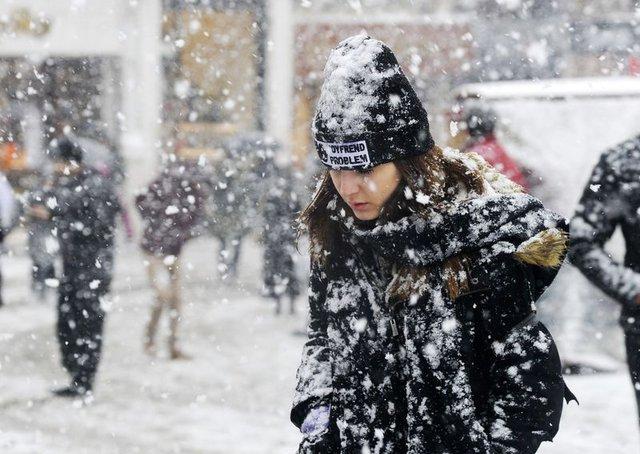 Hava Durumu! İstanbul'da kar ne zaman yağacak? Kar ne kadar yağacak? İşte 27 Ocak hava durumu!