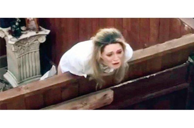 Mischa Barton'ın geçirdiği sinir krizinin nedeni 'Nuri Alço' hapıymış!