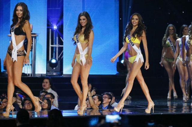 Philippines Miss Universe Pageant Manila'da gerçekleşecek
