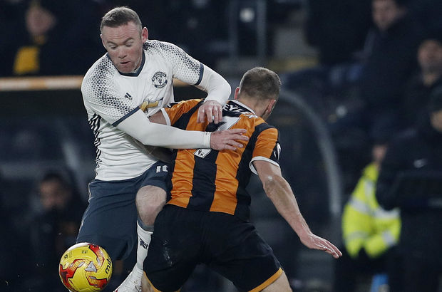 Hull City: 2 - Manchester United: 1