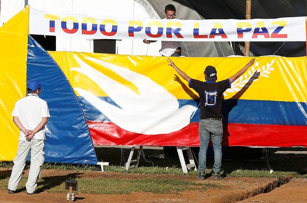 Kolombiya'da FARC ile yeni barış anlaşması