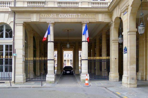Fransa Anayasa Mahkemesi'nden 1915 kararı