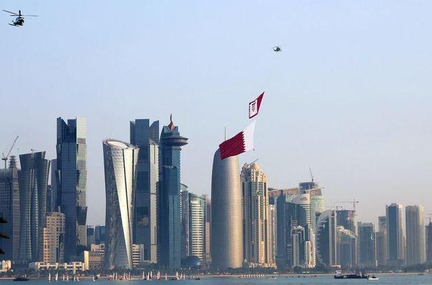 Katar, Trump'ın 'güvenli bölge' planını memnuniyetle karşıladı