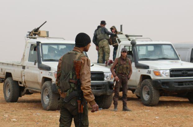 TSK'dan Fırat Kalkanı açıklaması: 22 terörist etkisiz hale getirildi