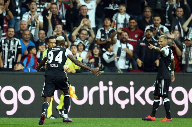 Süper Lig'in favorisi Beşiktaş